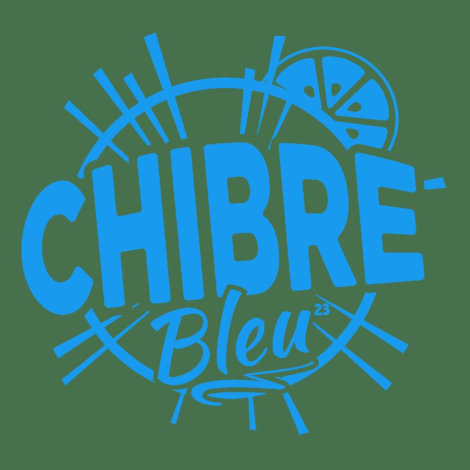 Logo Chibre Bleu boisson rafraichissante sans alcool